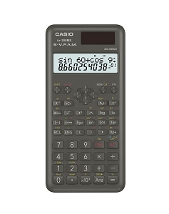 CASIO fx-300ms, 2nd edition